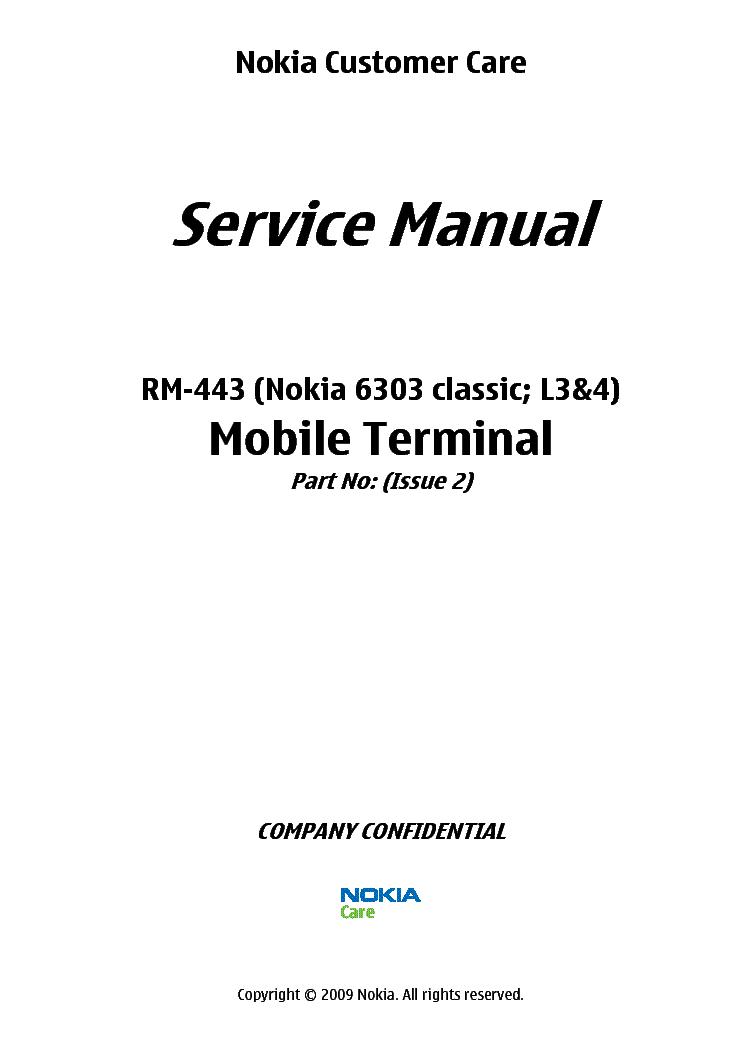 nokia 6303 rm 443 l34 service manual download schematics eeprom rh elektrotanya com iPhone 3G Manual Nokia Lumia 520 Manual